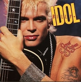 História e carreira do cantor Billy Idol