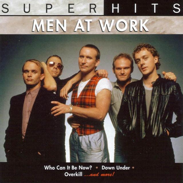 Surf music: Conheça a banda Men at Work, sucesso dos anos 80