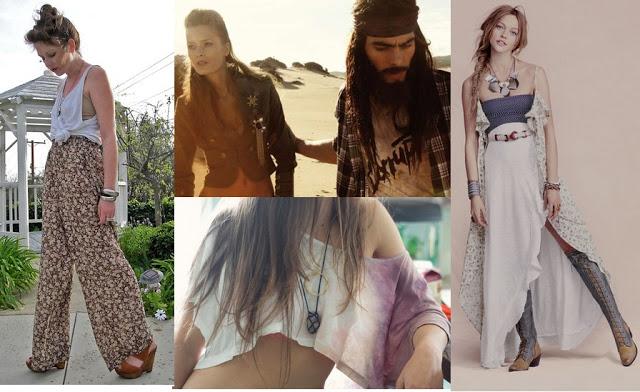 Se joga: Hippie, o estilo dos anos 60 que voltou com tudo