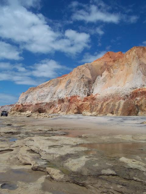 Diário de Viagem à Fortaleza: Morro Branco e Cumbuco