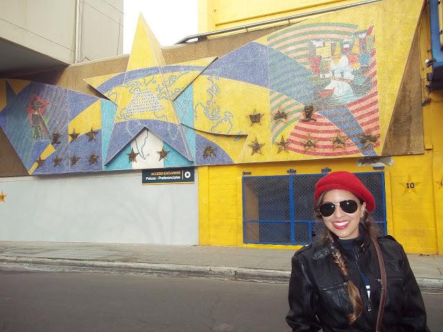 Diário de Viagem: Conhecendo o colorido do Caminito, no bairro La Boca