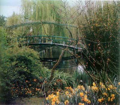 Inspire-se: Jardins de Monet, quadro impressionista parisiense