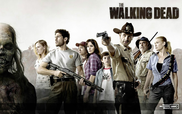 The Walking Dead, a série de zumbis que me conquistou