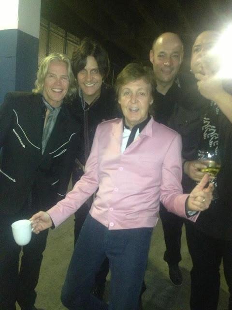 Paul McCartney em Goiânia, eu fui