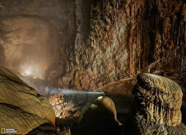 Son Doong Cave, a maior caverna do mundo