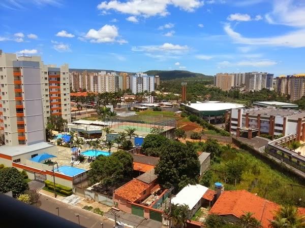 Caldas Novas, paraíso das águas quente em Goiás
