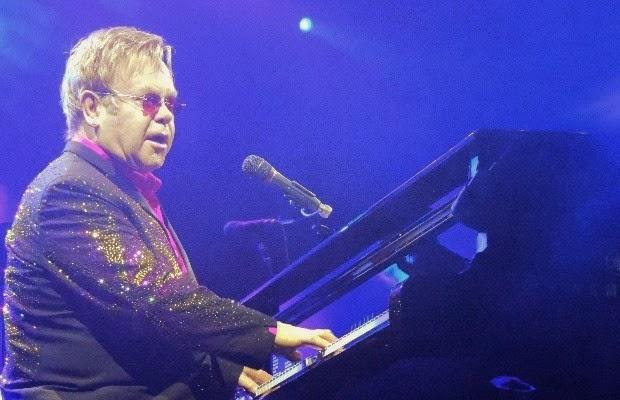 Elton John em Goiânia