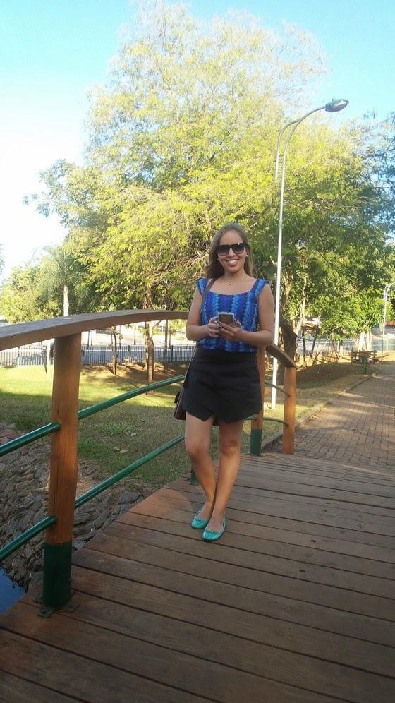 Look da Lary: Parque Areião