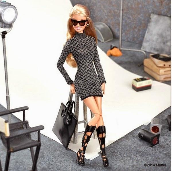 Você já segue a Barbie no Instagram ?