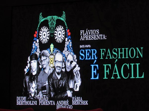 Vogue Fashion's Night Out: Ser Fashion é Fácil