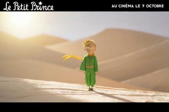 """Divulgado trailer da adaptação de  """"O Pequeno Príncipe"""""""