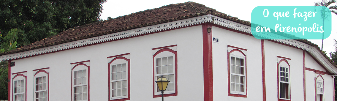Diário de Viagem: O que fazer em Pirenópolis durante passeio