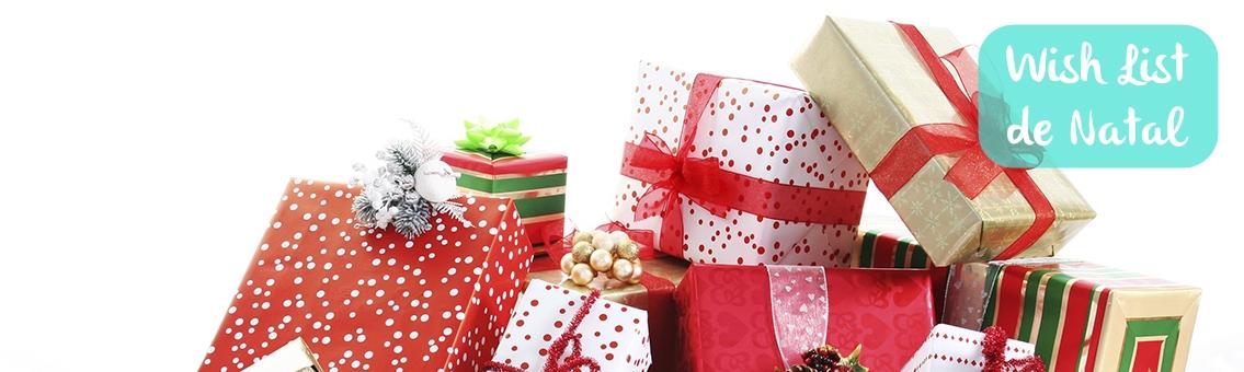 Wish List de Natal 2015