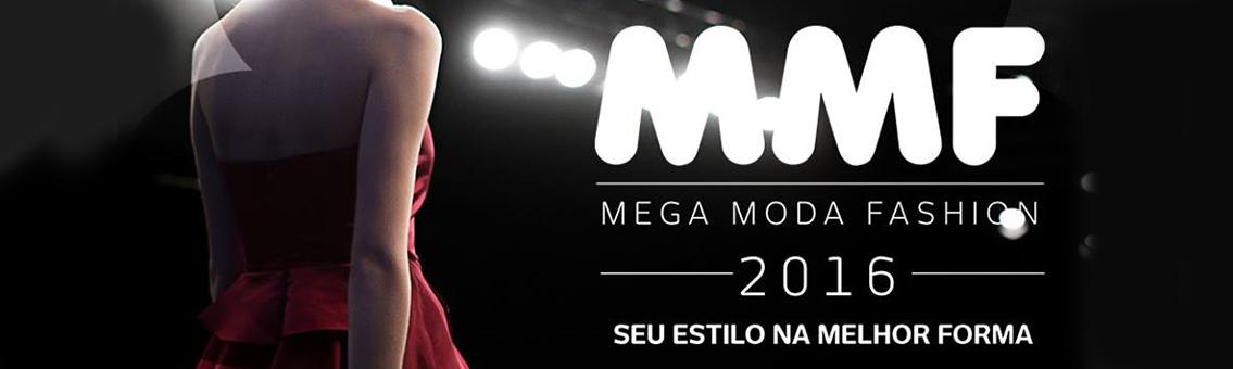 Terceira edição do Mega Moda Fashion acontece no dia 08