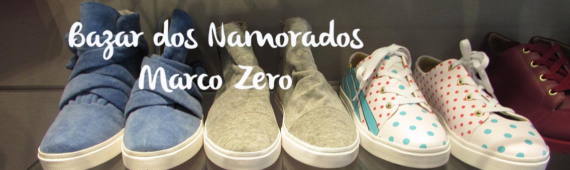 Bazar dos Namorados Marco Zero