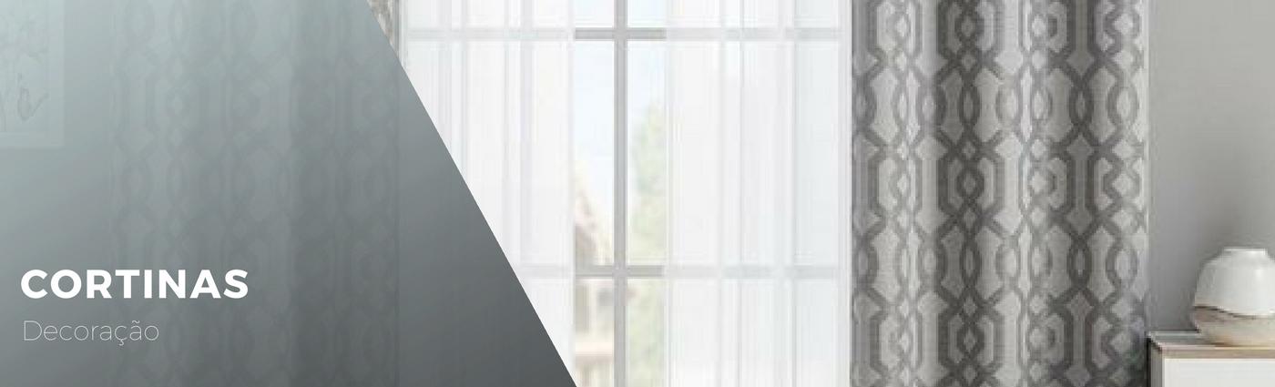 Decoração: utilizando cortinas para mudar o ambiente