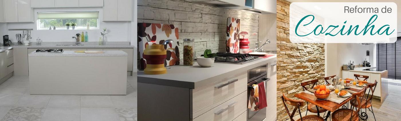 Melhores idéias para reformar sua cozinha