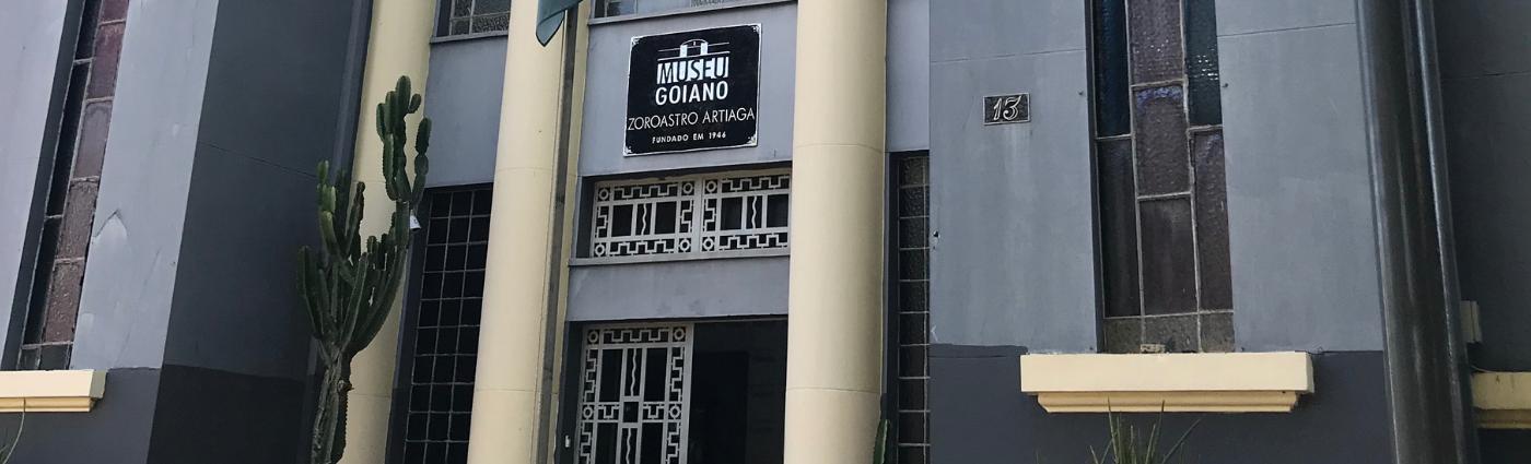 Goiânia: Conheça o Museu Zoroastro Artiaga