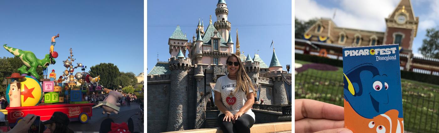 Minha Primeira vez na Disneyland Califórnia