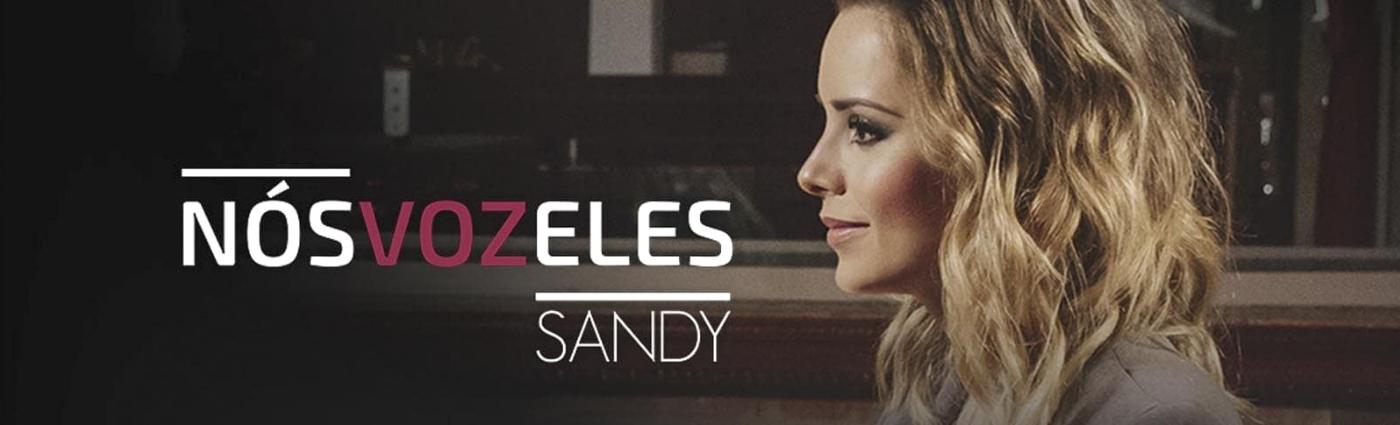 """""""Nós, Voz, Eles"""": Sandy faz show em Goiânia nesta sexta,22"""