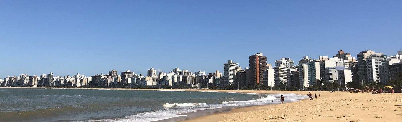 Viajando sozinha: Conhecendo Vitória e as praias de Vila Velha