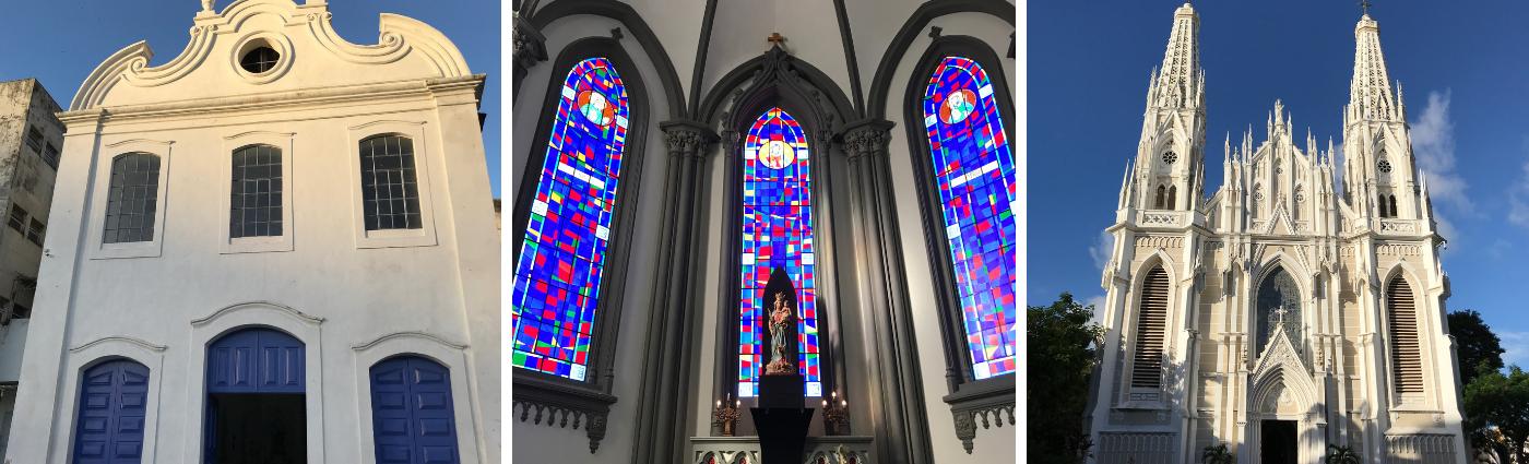 Conhecendo patrimônios de Vitória através do Projeto Visitar