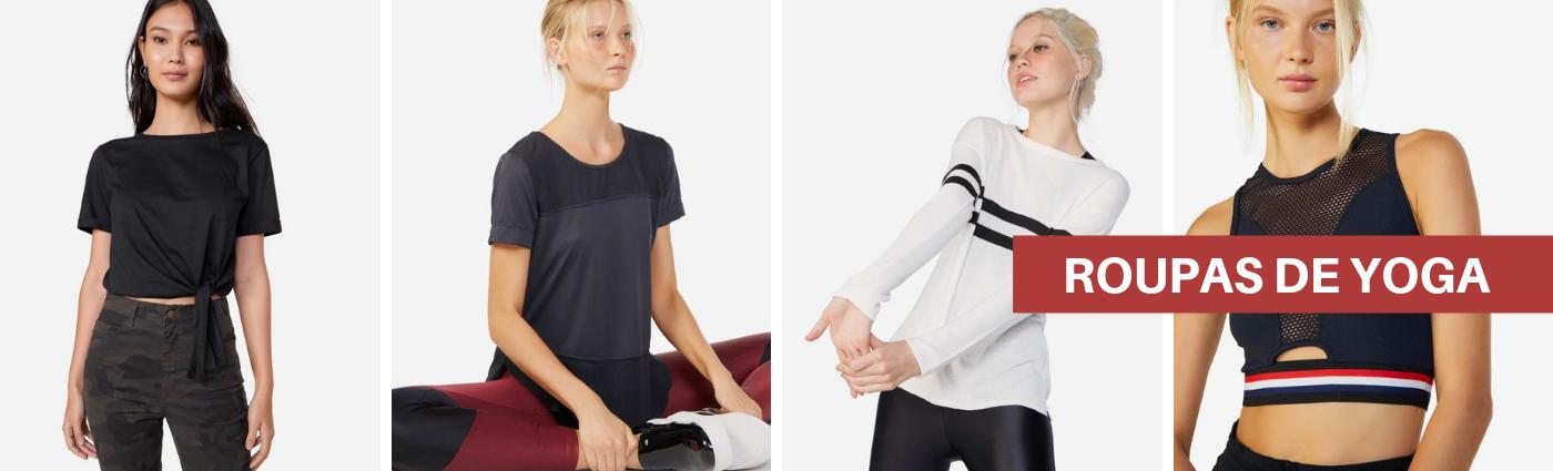 Saiba qual roupa escolher na hora de praticar yoga