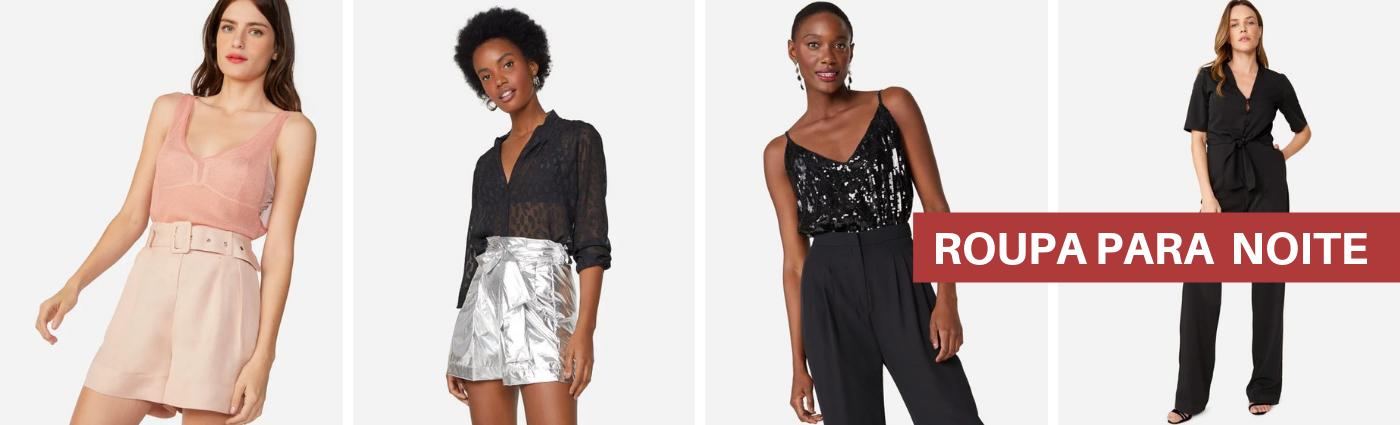 Seis dicas para você arrasar na hora de escolher uma roupa para noite