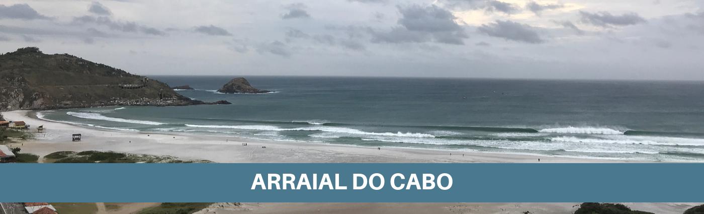 Diário de Viagem: Como aproveitar Arraial do Cabo com chuva?
