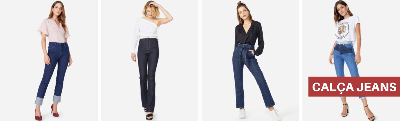 Como usar calça jeans no trabalho e na balada?