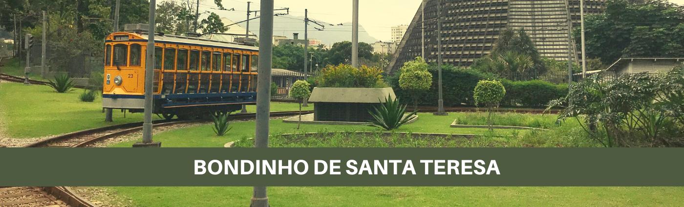 Bondinho de Santa Teresa: um passeio pelo bairro mais carioca do Rio