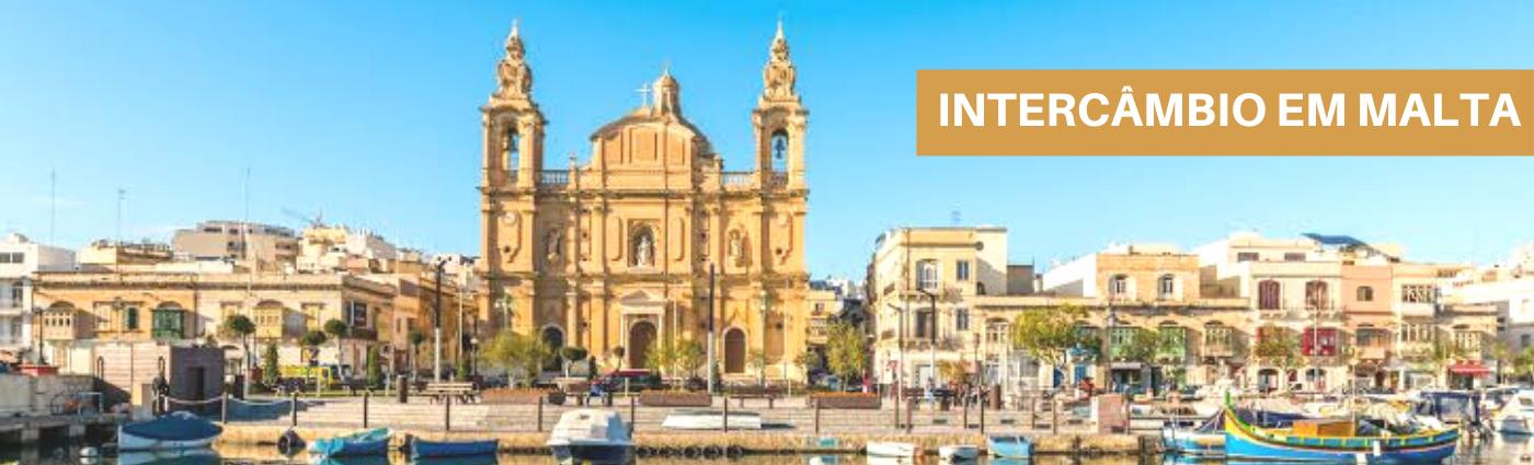 Vou fazer intercâmbio de estudo em Malta