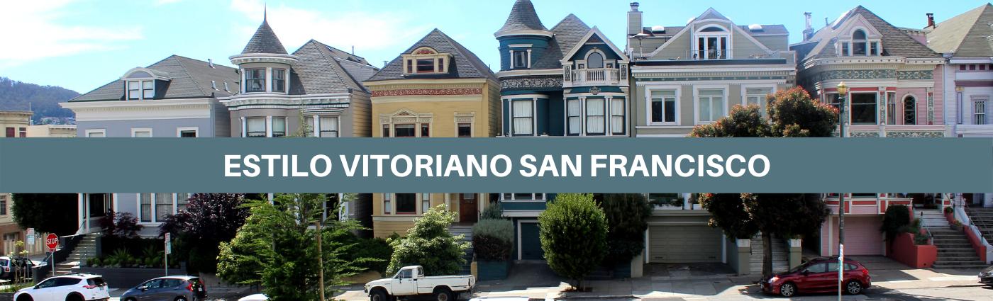 O que fazer em San Francisco: conhecer o estilo vitoriano