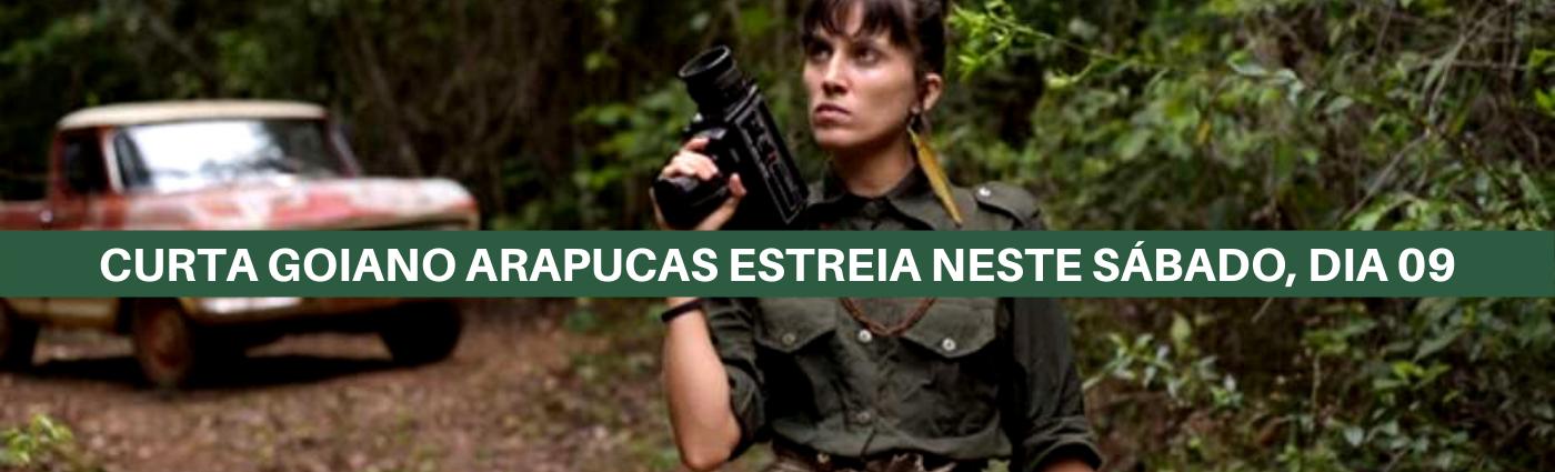 Curta goiano Arapucas estreia neste sábado, dia 09