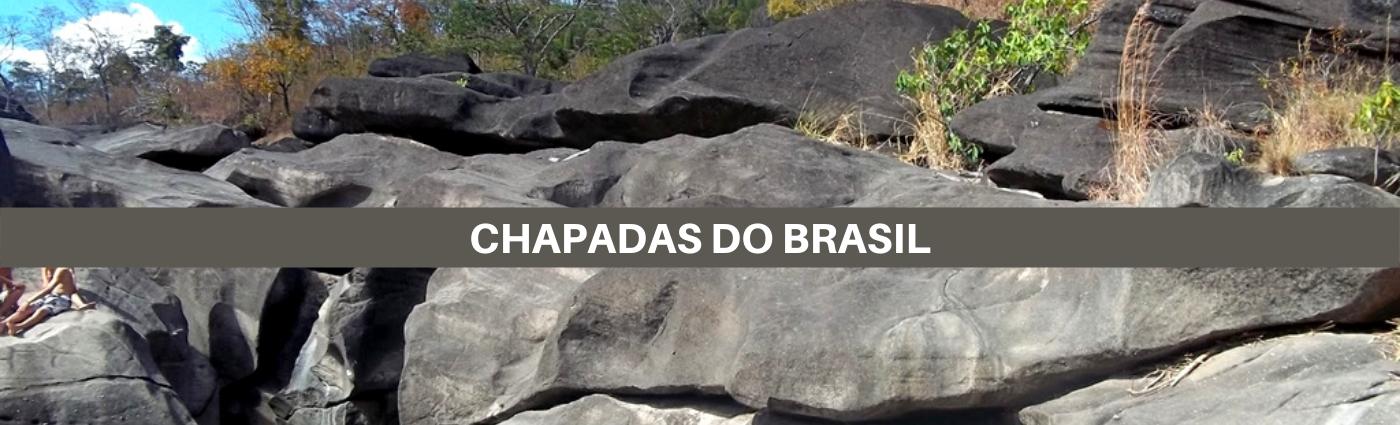 Chapadas do Brasil: conheça a Chapada dos Veadeiros, dos Guimarães e Diamantina
