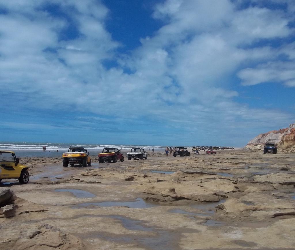 Três praias do Ceará para conhecer saindo de Fortaleza