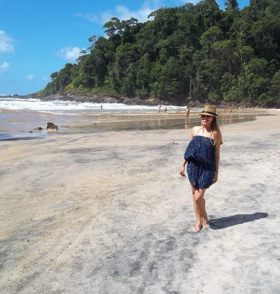 O que fazer em Itacaré - BA: muita praia e banho de cachoeira lary di lua