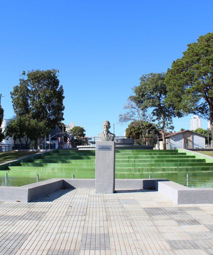 Praça do Cruzeiro, Setor Sul em Goiânia lary di lua