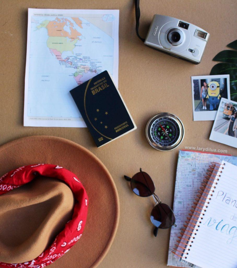 Visto de viagem - Quais os principais tipos de vistos para viajantes lary di lua