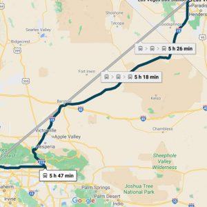 Como fazer uma viagem de ônibus nos EUA viajando sozinho (a)?