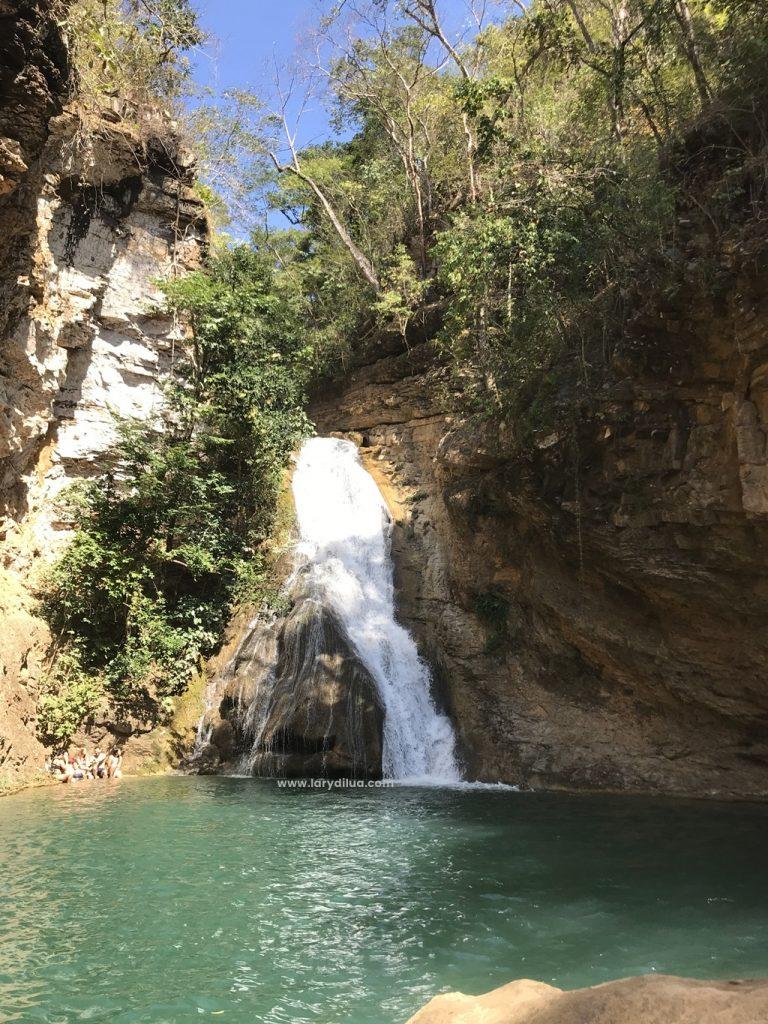 Cachoeira do JK em Formosa - GO lary di lua