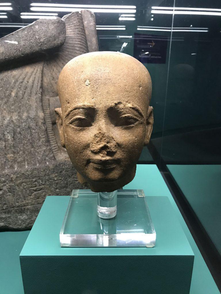 Exposição Egito Antigo no CCBB Brasília lary di lua